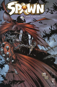 Cover Thumbnail for Spawn (Image, 1992 series) #87