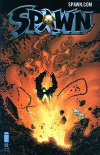 Cover Thumbnail for Spawn (Image, 1992 series) #92