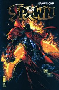 Cover Thumbnail for Spawn (Image, 1992 series) #95