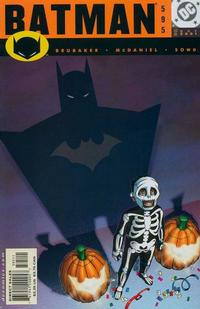 Cover Thumbnail for Batman (DC, 1940 series) #595