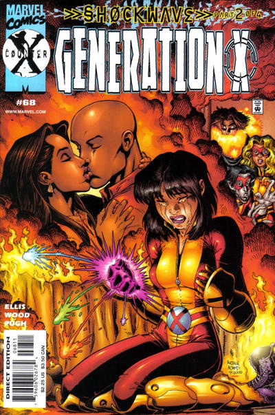 Cover for Generation X (Marvel, 1994 series) #68