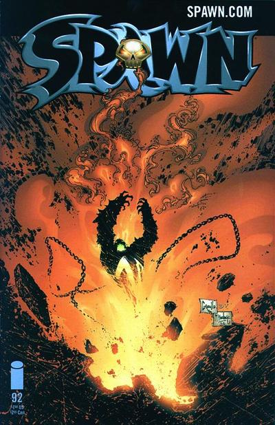 Cover for Spawn (Image, 1992 series) #92