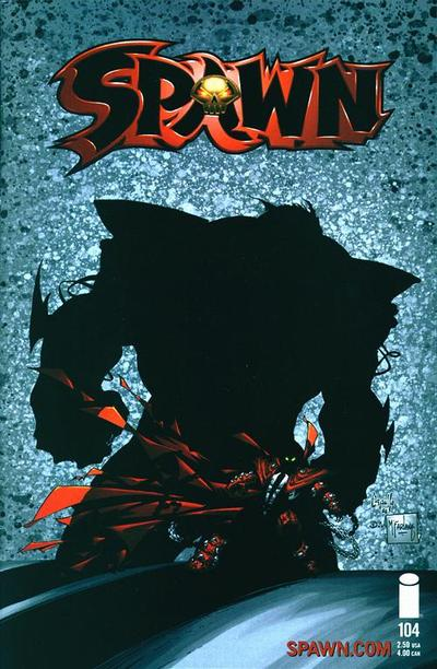 Cover for Spawn (Image, 1992 series) #104