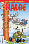 Cover for Hälge (Egmont, 2000 series) #3/2015