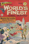 Cover for Superman Presents World's Finest Comic Monthly (K. G. Murray, 1965 series) #21