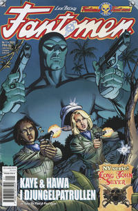 Cover Thumbnail for Fantomen (Egmont, 1997 series) #1/2010
