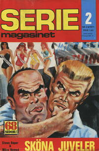 Cover Thumbnail for Seriemagasinet (Semic, 1970 series) #2/1971