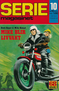 Cover Thumbnail for Seriemagasinet (Semic, 1970 series) #10/1972