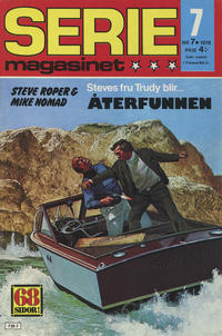 Cover Thumbnail for Seriemagasinet (Semic, 1970 series) #7/1978