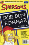 Cover for Simpsons (Egmont, 2001 series) #2/2004