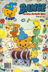 Cover for Bamse (Egmont Serieforlaget, 1997 series) #5/1997