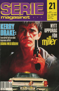 Cover Thumbnail for Seriemagasinet (Semic, 1970 series) #21/1990