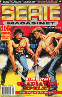 Cover Thumbnail for Seriemagasinet (Semic, 1970 series) #8/1994