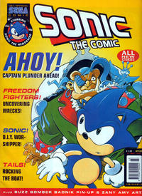 Cover Thumbnail for Sonic the Comic (Fleetway Publications, 1993 series) #103