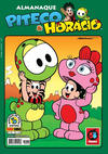 Cover for Almanaque Piteco & Horácio (Panini Brasil, 2009 series) #10