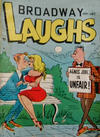 Cover for Broadway Laughs (Prize, 1950 series) #v12#10