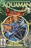 Cover for Aquaman (DC, 1986 series) #4 [Direct Sales]