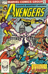 Cover Thumbnail for The Avengers (1963 series) #212 [British Variant]