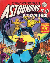 Cover Thumbnail for Astounding Stories (Alan Class, 1966 series) #92