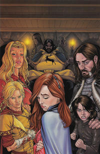 Cover for George R. R. Martin's A Game of Thrones (Dynamite Entertainment, 2011 series) #5