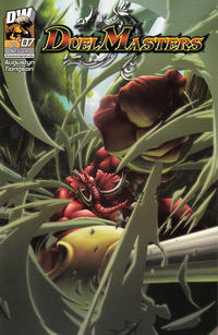 Cover Thumbnail for Duel Masters (Dreamwave Productions, 2003 series) #7