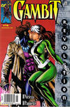 Cover for Gambit (Marvel, 1999 series) #16 [Newsstand Edition]