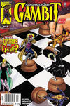 Cover for Gambit (Marvel, 1999 series) #18 [Newsstand Edition]