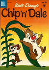Cover for Chip 'n' Dale (Dell, 1955 series) #23 [British Price Variant]