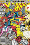 Cover Thumbnail for The Uncanny X-Men (1981 series) #292 [Newsstand Edition]