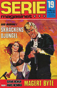 Cover Thumbnail for Seriemagasinet (Semic, 1970 series) #19/1981