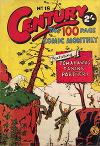 Cover Thumbnail for Century, The 100 Page Comic Monthly (K. G. Murray, 1956 series) #18