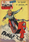 Cover for Le journal de Tintin (Le Lombard, 1946 series) #5/1956