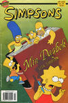 Cover for Simpsons (Egmont, 2001 series) #7/2002