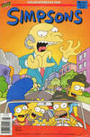 Cover for Simpsons (Egmont, 2001 series) #8/2002