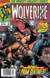 Cover Thumbnail for Wolverine (1988 series) #116 [Newsstand Edition]