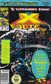 Cover Thumbnail for X-Factor (1986 series) #85 [Newsstand Edition]