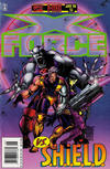 Cover for X-Force (Marvel, 1991 series) #55 [Newsstand Edition]