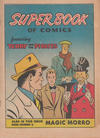 Cover for Super Book of Comics [Pan-Am Oil Co.] (Western, 1942 series) #9 [Non ad]