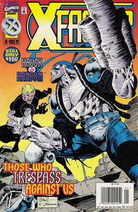 Cover for X-Factor (Marvel, 1986 series) #118 [Direct Edition]
