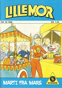 Cover Thumbnail for Lillemor (Se-Bladene, 1969 series) #26/1988