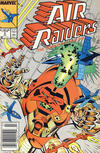 Cover Thumbnail for Air Raiders (1987 series) #5 [Newsstand Edition]