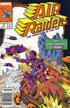Cover for Air Raiders (Marvel, 1987 series) #3 [Newsstand Edition]