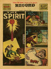 Cover Thumbnail for The Spirit (1940 series) #1/3/1943 [Philadelphia Record edition]