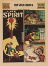 Cover Thumbnail for The Spirit (1940 series) #1/3/1943 [Newark [New Jersey] Star Ledger edition]