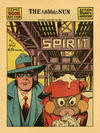 Cover Thumbnail for The Spirit (1940 series) #1/10/1943 [Baltimore Sun edition]