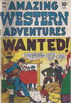 Cover for Amazing Western Adventures (Bell Features, 1952 ? series) #16