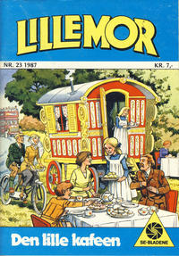 Cover Thumbnail for Lillemor (Se-Bladene, 1969 series) #23/1987