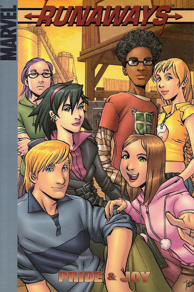 Cover for Runaways (Marvel, 2004 series) #1 - Pride & Joy [First Printing]