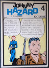 Cover for Johnny Hazard (Pacific Comics Club, 1980 series) #4