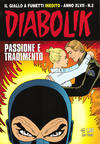 Cover for Diabolik Anno XLVII (Astorina, 2008 series) #2